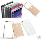For Huawei Ascend P7 Aluminum Push-Pull Bumper Delicate  Frame PC Case Cover