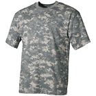 US Military Top Army Mens T-Shirt Tactical Tee UCP ACU Digital Camouflage S-3XL
