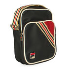 Mens Fila Foster Peacoat Chinese Red Gardenia Small Shoulder Bag