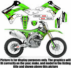 2003-2006 KAWASAKI KDX 50 KDX50 GRAPHICS KIT DECALS STICKERS PIT BIKE 2004 2005