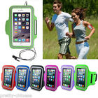 Sports Jogging Gym Running Armband Strap Case Key Holder For Samsung S5,S4,S3