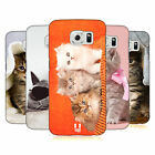 HEAD CASE DESIGNS CATS HARD BACK CASE FOR SAMSUNG GALAXY S6 G920
