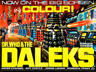 Dr. Who and the Daleks - 1966 - Movie Poster