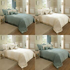 Catherine Lansfield Signature Classique Quilted Bedspread, 240 x 260 Cm