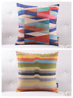 Geometric Cushion Covers Multi-Coloured