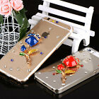 3D Bling Crystal Diamond Case Cover For Samsung Galaxy Phones NOTE 7/ON 5/G386T