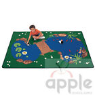Pond Rectangle Rug - Carpets for Kids - Free Shipping