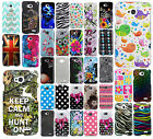 For LG Ultimate 2 L41C HARD Protector Case Snap on Phone Cover +Screen Protector