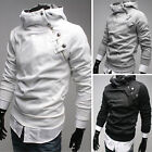 SALE Fashion Men's Slim Fit Sexy Top Designed Hoodies Jackets Coats Long Sleeve