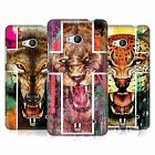 HEAD CASE DESIGNS CROSS PRINT ANIMALS HARD BACK CASE FOR MICROSOFT LUMIA 640