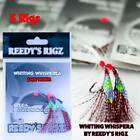 5 Snapper fishing Rig Paternoster Lure Hook Rigs Reef Fishing Tackle Bait