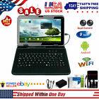 "9"" Android 5.1 Tablet PC Quad Core 8GB HD Dual Camera Wi-Fi w/ Keyboard Bundle"