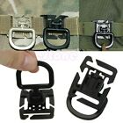 Best Match 360° Rotation D-Ring Buckle MOLLE Webbing Locking Carabiner Backpack