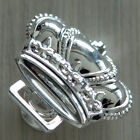 Pacifier Clip Keepsake - Sterling Silver Plated - Prince