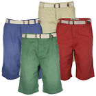 Mens Tokyo Laundry Paolo Cotton Chino Short Casual Trousers