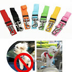 Adjustable Car Vehicle Safety Seat Belt Harness Lead For Puppy Cat Dog Pet