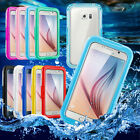 Waterproof Shockproof Dust Sand Proof Cover Case For Samsung Galaxy S6 / S6 Edge