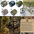HOT! Army Camouflage Duct Tape Rifle Stealth Wrap Hunting Desert Shooting Decor