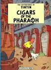 Vintage Tintin Cigars Of The Pharoah Cover  Poster A3 Print