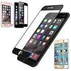 Full Coverage HD Tempered Glass Film Screen Protector for iPhone 6 6S 7 Plus