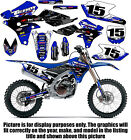 2014-2018 YAMAHA YZ 250F GRAPHICS DECAL DECO STICKERS YZ250F 250 F2017 2016 2015