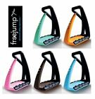 Freejump Soft Up Lite Stirrups - All Colours Available