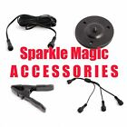 Sparkle Magic ILLUMINATOR OuTdoOR LAZER LigHt ACCESSORIES ONLY! New! MINT! Wow!