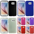 Thick Rugged Solid TPU Flexible Candy Case Cover For Samsung Galaxy S6/S6 Edge