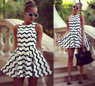 Fashion Sexy New Women Summer Bandage Bodycon Cocktail Evening Party Mini Dress