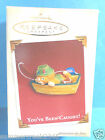 "Hallmark ""You've Been Caught "" Ornament 2005"