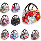 Portable Lunch Box Carry Tote Storage Bag Case Picnic Container Outdoor Pouch