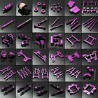 Purple Upgrade Spare Parts For HSP 1:10 RC Racing Model Car Buggy Truck Truggy