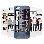 OFFICIAL ONE DIRECTION 1D  GROUP PHOTOS SOFT GEL CASE FOR APPLE iPHONE 5S