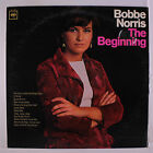 BOBBE NORRIS: The Beginning LP (Mono, 360 sound white lettering label, tag resi