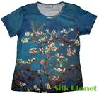 VINCENT VAN GOGH Almond Branches Bloom PAINTING T SHIRT FINE ART PRINT