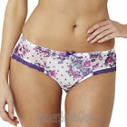 Panache Lingerie Fern Brief/Knickers Floral Spot 6292 NEW Select Size