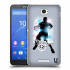 HEAD CASE DESIGNS EXTREME SPORTS COLLECTION 1 HARD BACK CASE FOR SONY XPERIA E4