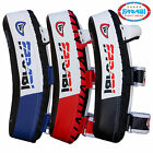 Farabi Thai Pads Focus Kick Shield MMA Training Arm Punch Mitt Curved Strike Pad