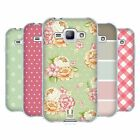 HEAD CASE FRENCH COUNTRY PATTERNS SOFT GEL CASE FOR SAMSUNG GALAXY J1