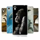 HEAD CASE WILDLIFE SOFT GEL CASE FOR SONY XPERIA M4 AQUA
