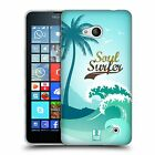 HEAD CASE EXTREME SPORTS COLLECTION 2 SOFT GEL CASE FOR MICROSOFT LUMIA 640