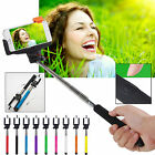 Extendable Handheld Telescopic Selfie Stick Monopod Holder Pole For Smartphone