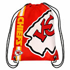 NFL Football Team Logo Drawstring Backpack - Pick Your Team!