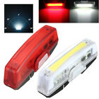 LED USB Rechargeable Headlamp Headlight Cycling Bike Bicycle Front Light New Hot