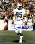 Mark Duper signed Miami Dolphins 8x10 Photo w/ #85 & Super Insc - (white jersey)