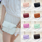 Fashion Women Leather Shoulder Bag Satchel Handbag Crossbody Bags Messenger Bag
