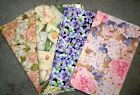 Assorted Unused Fabric Pieces Sewing Fabric Craft