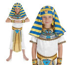 Boys Egyptian King Pharaoh Tutankhamun Fancy Dress Costume