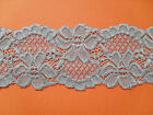 """NEW~Beautiful Pale Taupe Grey Stretch Scalloped Lace 2.25""""/6cm Costume/Lingerie"""