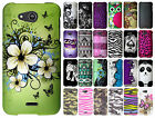For Kyocera Hydro Wave C6740 Rubberized Hard Protector Case Snap On Phone Cover